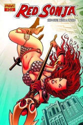 Red Sonja #69 Walter Geovani cover