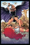 Red Sonja: Raven Page 1