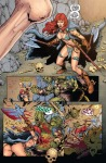 Witchblade/Red Sonja #1 Page 6