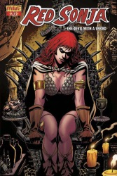 Red Sonja #70 Walter Geovani cover