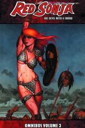 Red Sonja Omnibus Volume 3
