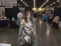 Jettie Monday as Red Sonja