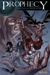 Prophecy #4 Paul Renaud cover