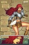 Red Sonja Vol. 10 Page 1