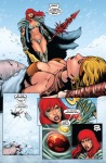 Witchblade/Red Sonja #4 Page 4
