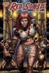 Red Sonja #73 Walter Geovani cover