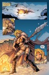 Witchblade/Red Sonja #5 Page 1