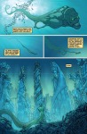 Red Sonja: Atlantis Rises #1 Page 1