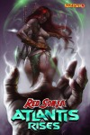 Red Sonja: Atlantis Rises #4 Lucio Parrillo cover