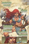 Red Sonja #68 Page 1