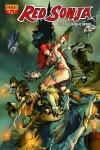 Red Sonja #75 Mel Rubi cover