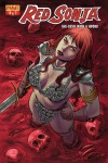 Red Sonja #75 Walter Geovani cover