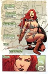 Red Sonja #69 Page 1