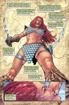 Red Sonja #71 Page 1