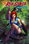 Red Sonja: Unchained #1 Mel Rubi cover