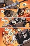 Red Sonja: Atlantis Rises #4 Page 1