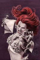 Red Sonja cover by Nicola Scott