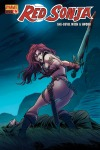Red Sonja Annual #4 Jose Malaga cover