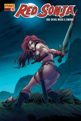 Red Sonja Annual #4