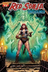Red Sonja: Unchained #2 Exclusive Subscription Variant