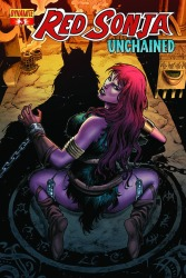 Red Sonja: Unchained #3 Walter Geovani cover