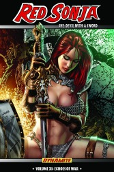 Red Sonja Vol. 11: Echoes of War TP