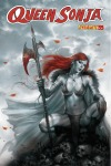 Queen Sonja #35 Lucio Parrillo cover