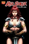 Red Sonja #74 Walter Geovani cover