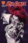 Red Sonja #2 cover by Nicola Scott