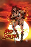 Red Sonja Frank Thorne cover